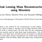 Weak Lensing Mass Reconstruction using Wavelets