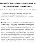 Sunyaev-Zel'dovich clusters reconstruction in multiband bolometer camera surveys