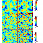 The Scale of the Problem : Recovering Images of Reionization with GMCA