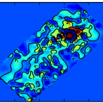 Weak Lensing Galaxy Cluster Field Reconstruction