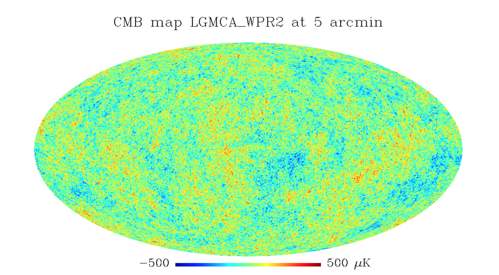 Cosmic Microwave Background:  Joint WMAP/Planck CMB Map Recovery