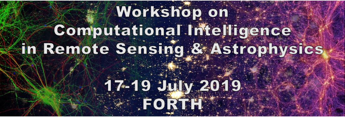 WORKSHOP ON COMPUTATIONAL INTELLIGENCE IN REMOTE SENSING AND ASTROPHYSICS