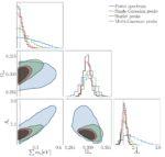 Constraining neutrino masses with weak-lensing multiscale peak counts